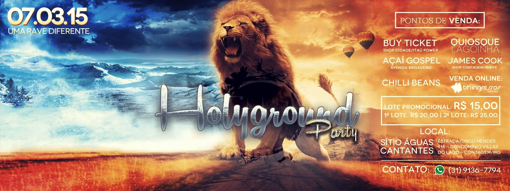 holyground-party