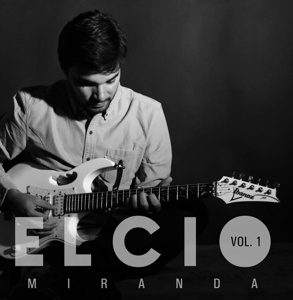 Capa CD Elcio Miranda Volume 1