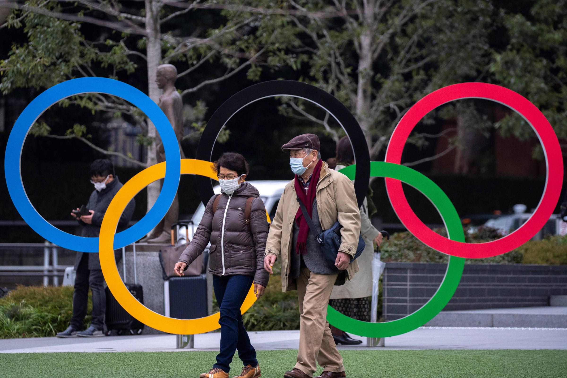 Olimpíadas de Tóquio podem ser cancelada