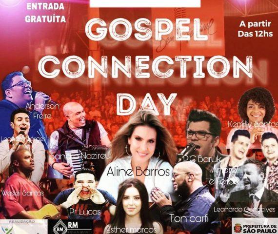 Com entrada franca, Gospel Connection Day será realizado em SP neste sábado