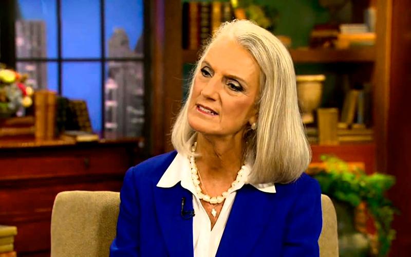 """Anne Graham pede que cristãos confiem no Espírito Santo em meio a """"quedas espirituais"""""""