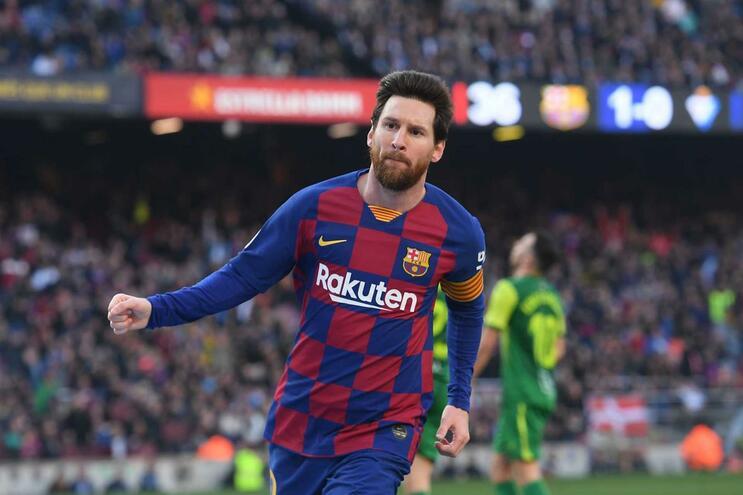 Lionel Messi doa 1 milhão de euros para combate ao Covid-19