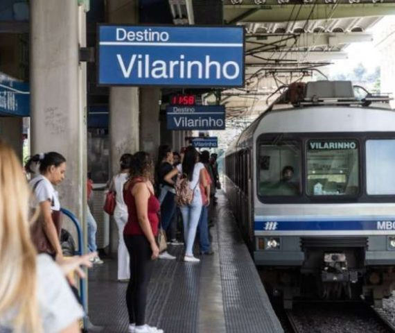 Tarifa do metrô de BH passa a custar R$ 4,25 neste domingo