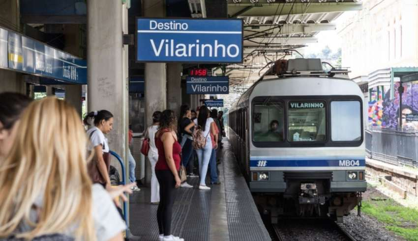 Tarifa do metrô de BH passa a custar R$ 4,25 neste domingo