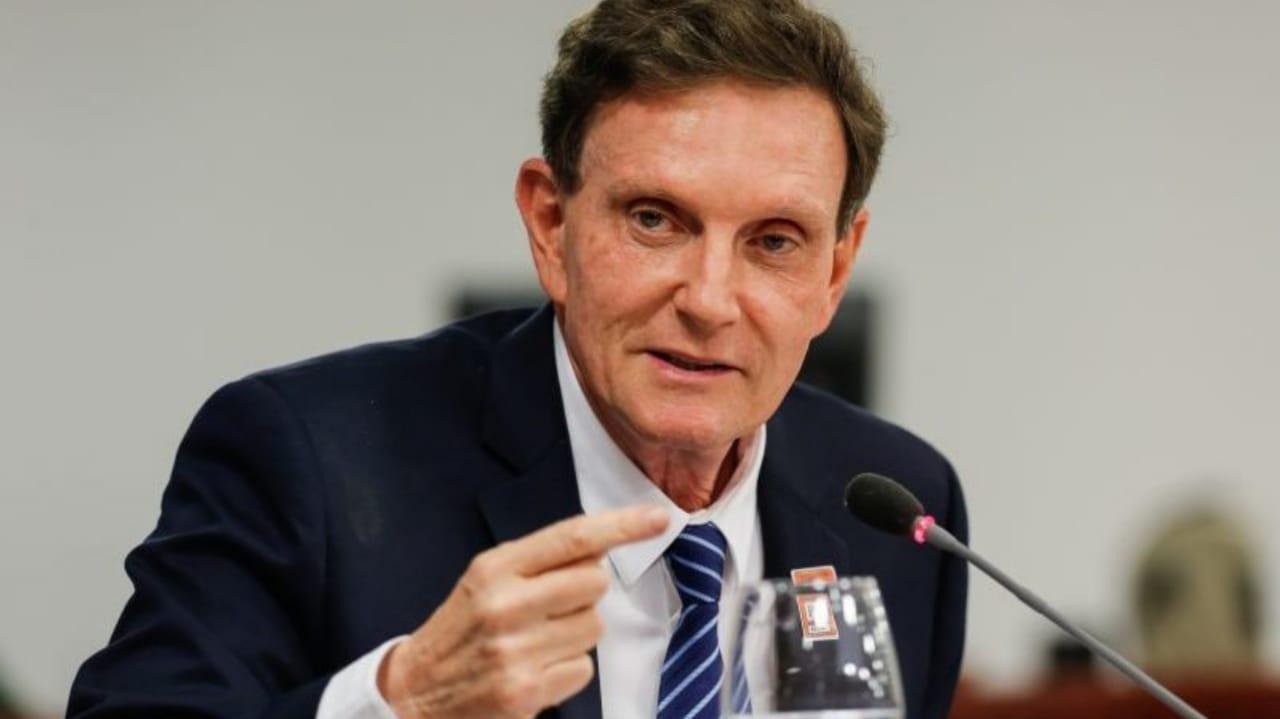 Marcelo Crivella Prefeito do Rio de Janeiro