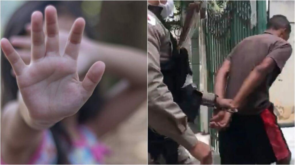 Polícia prende acusado de engravidar menina de 10 anos em Valadares