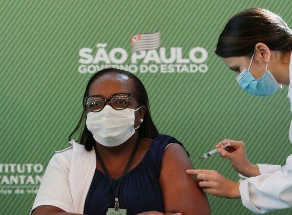 Enfermeira Monica Calazan